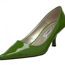 Lasonia heels, Endless, $22 (also in neon pink!)