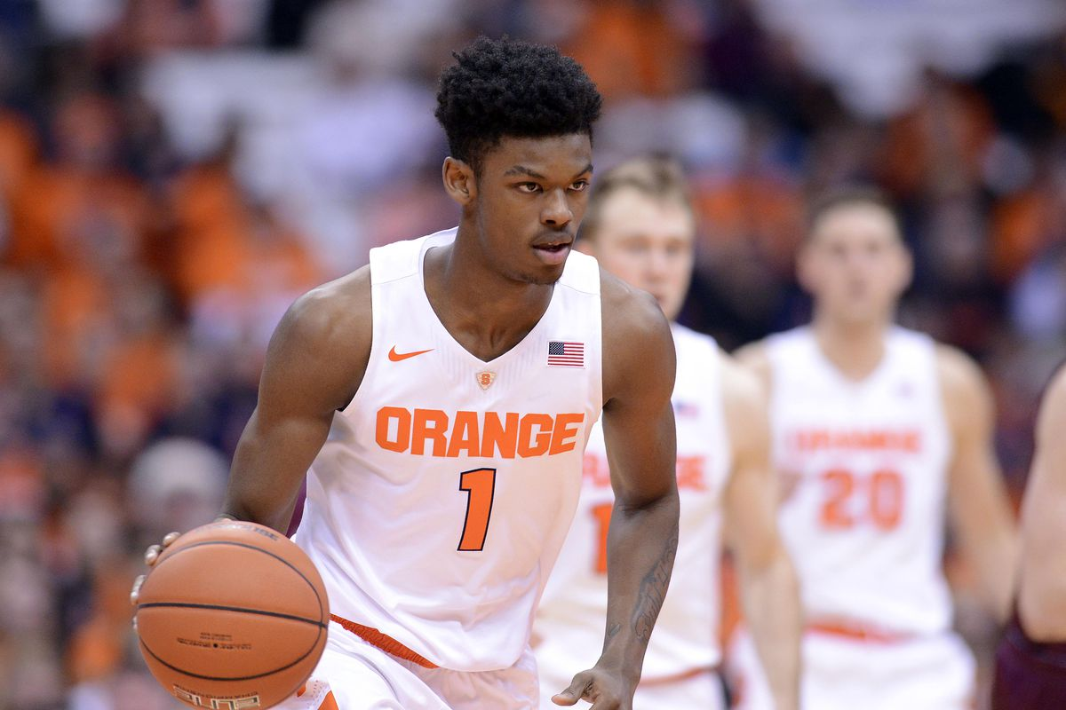 Syracuse Basketball Frank Howard Day To Day With Illness A K A