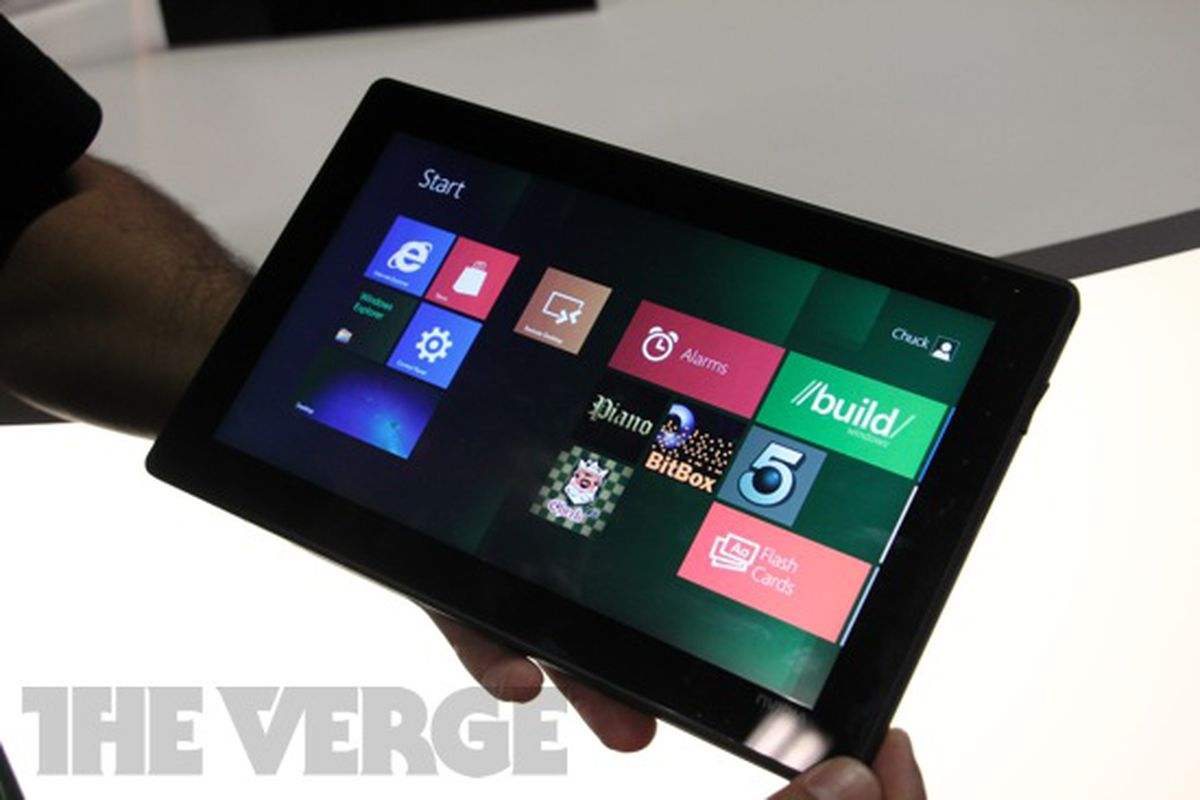 Windows 8 on ARM: more than just tablets, more to come on