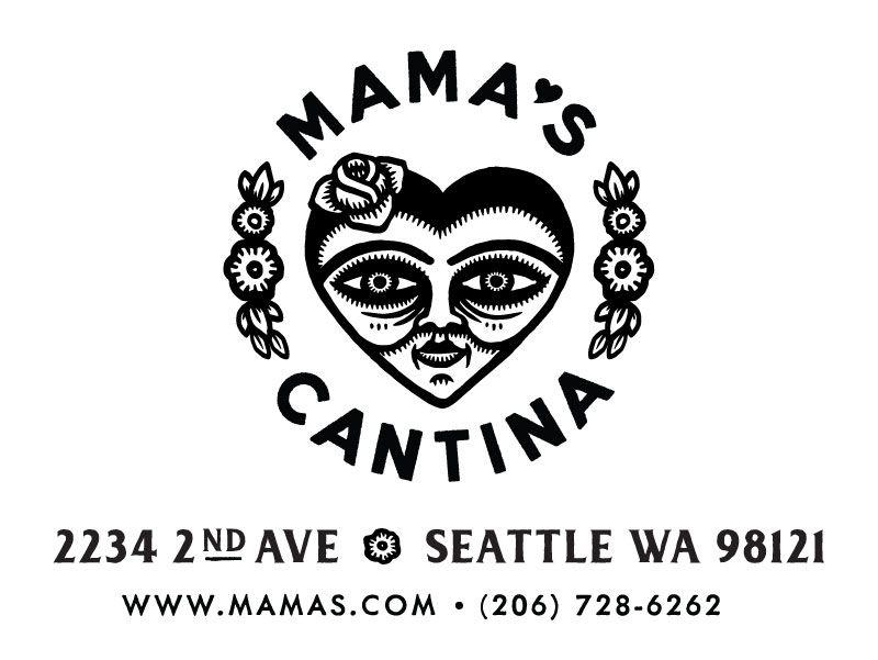 mama's cantina logo