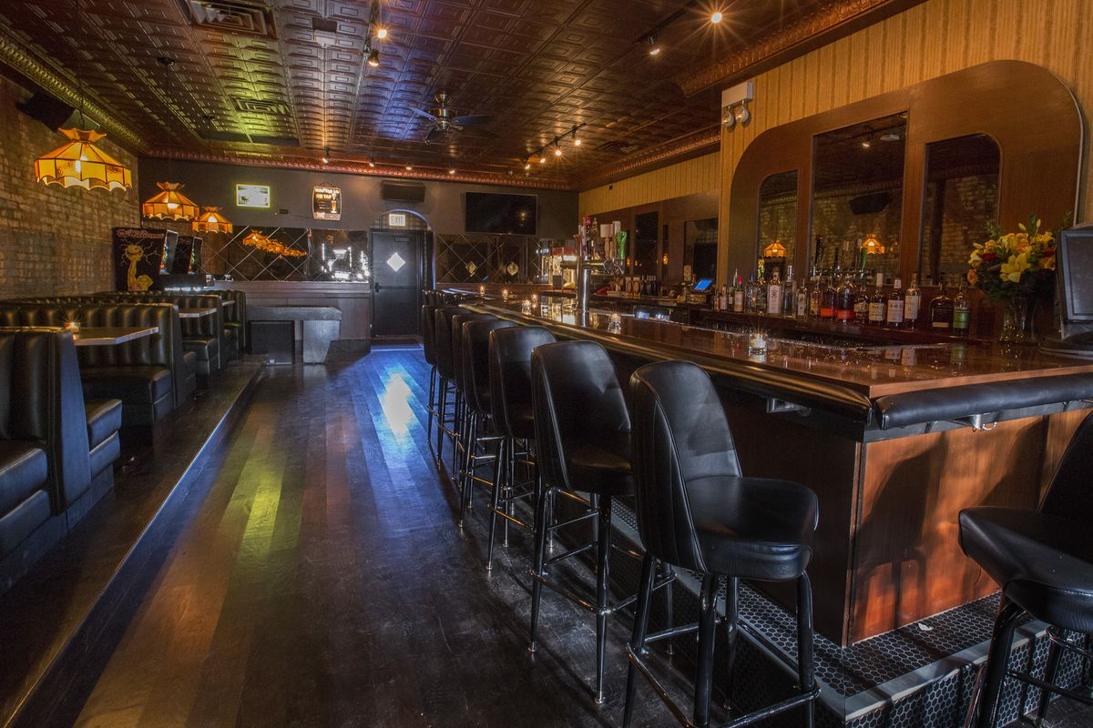 Tour the native keeping dive bars alive in logan square for Bar dive