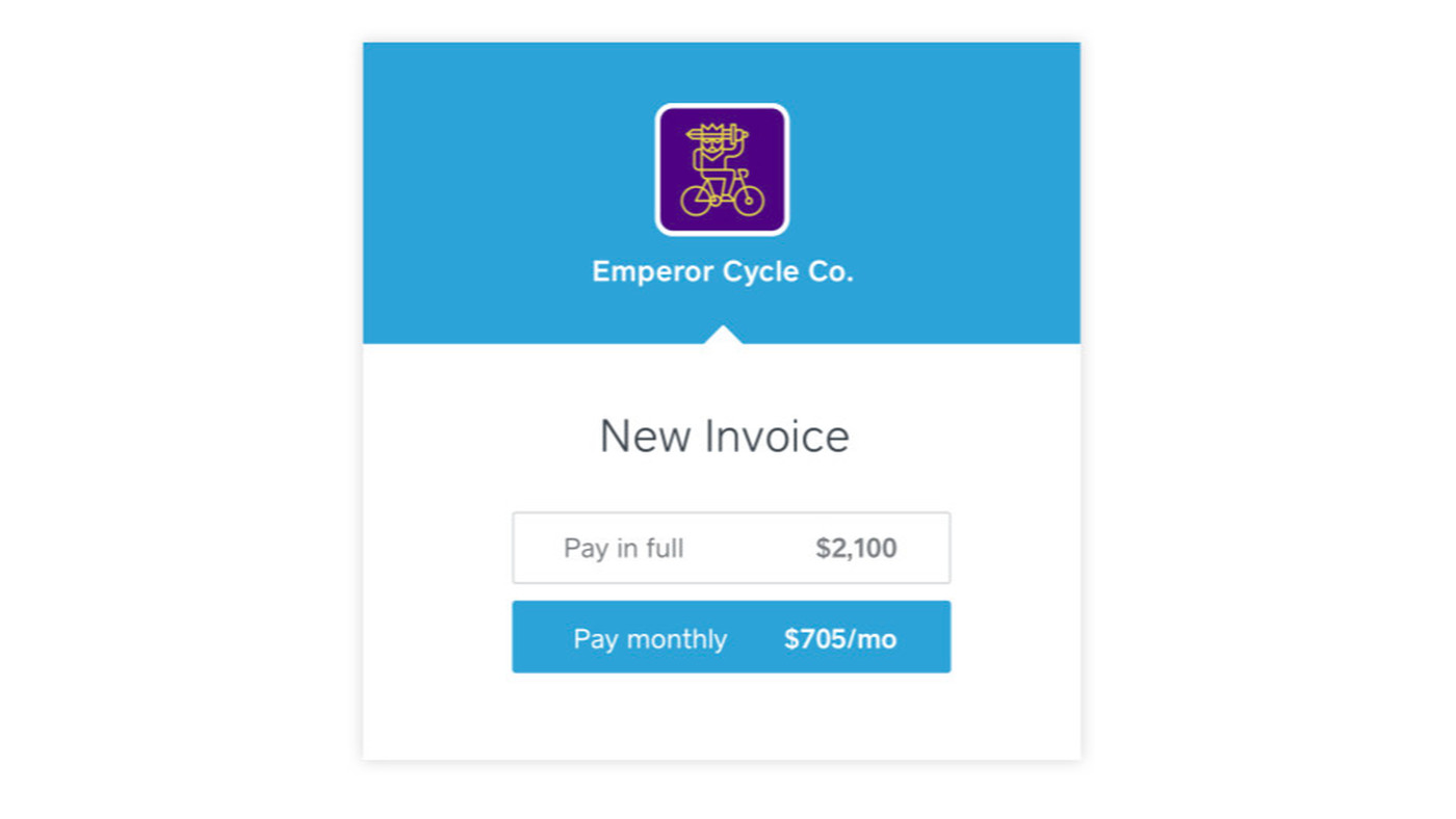 square is now letting customers pay in monthly installments the verge