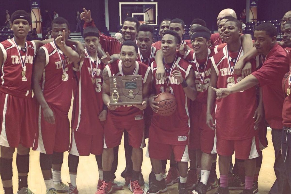 Trotwood-Madison hopes to win its first state championship in school history this weekend.