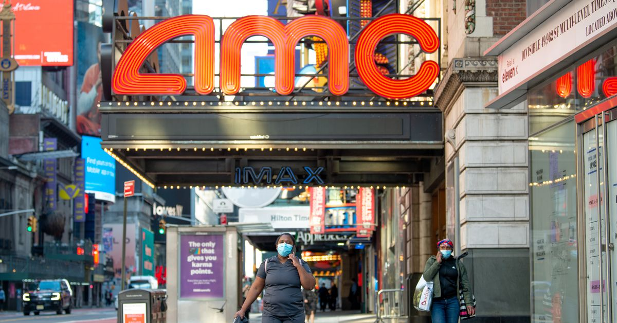 Amc Theaters Warns Of Substantial Doubt About Future Armenian American Reporter