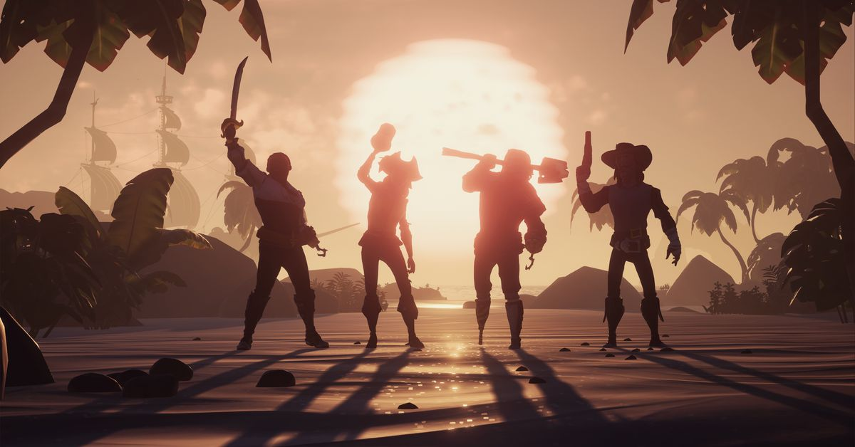 Sea of Thieves free trial coming this week - Polygon