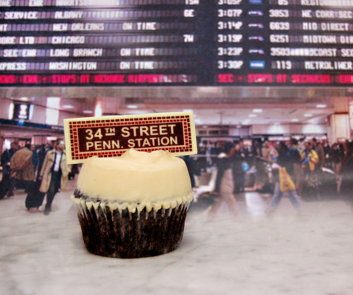Cake Shops Near Penn Station