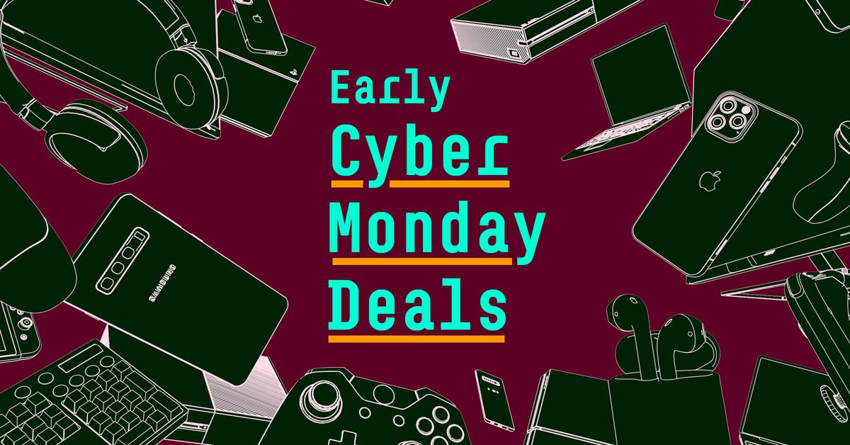 The best Cyber Monday deals that you can already get