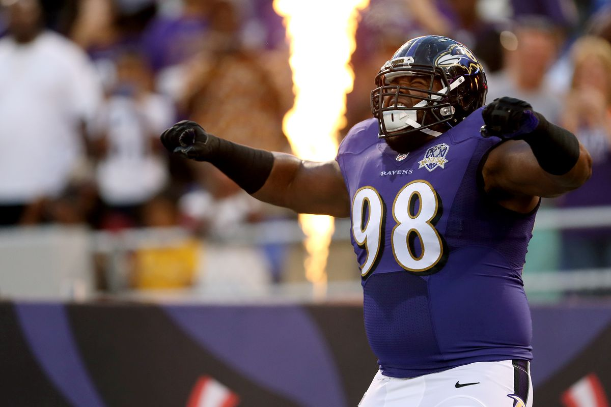 Ravens make Brandon Williams NFL s highest paid nose tackle