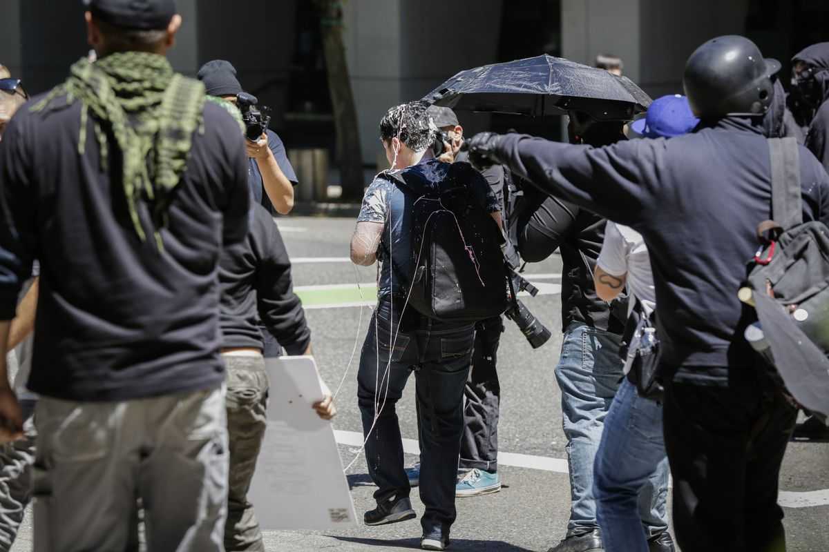 The Antifa Portland-Andy Ngo controversy, explained - Vox