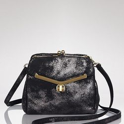 """<a href=""""http://www1.bloomingdales.com/shop/product/botkier-crossbody-valentina-frame?ID=670912&CategoryID=17426&LinkType=#fn%3Dspp%3D26"""">Botkier Crossbody</a>, $124.80 (was $195.00)"""
