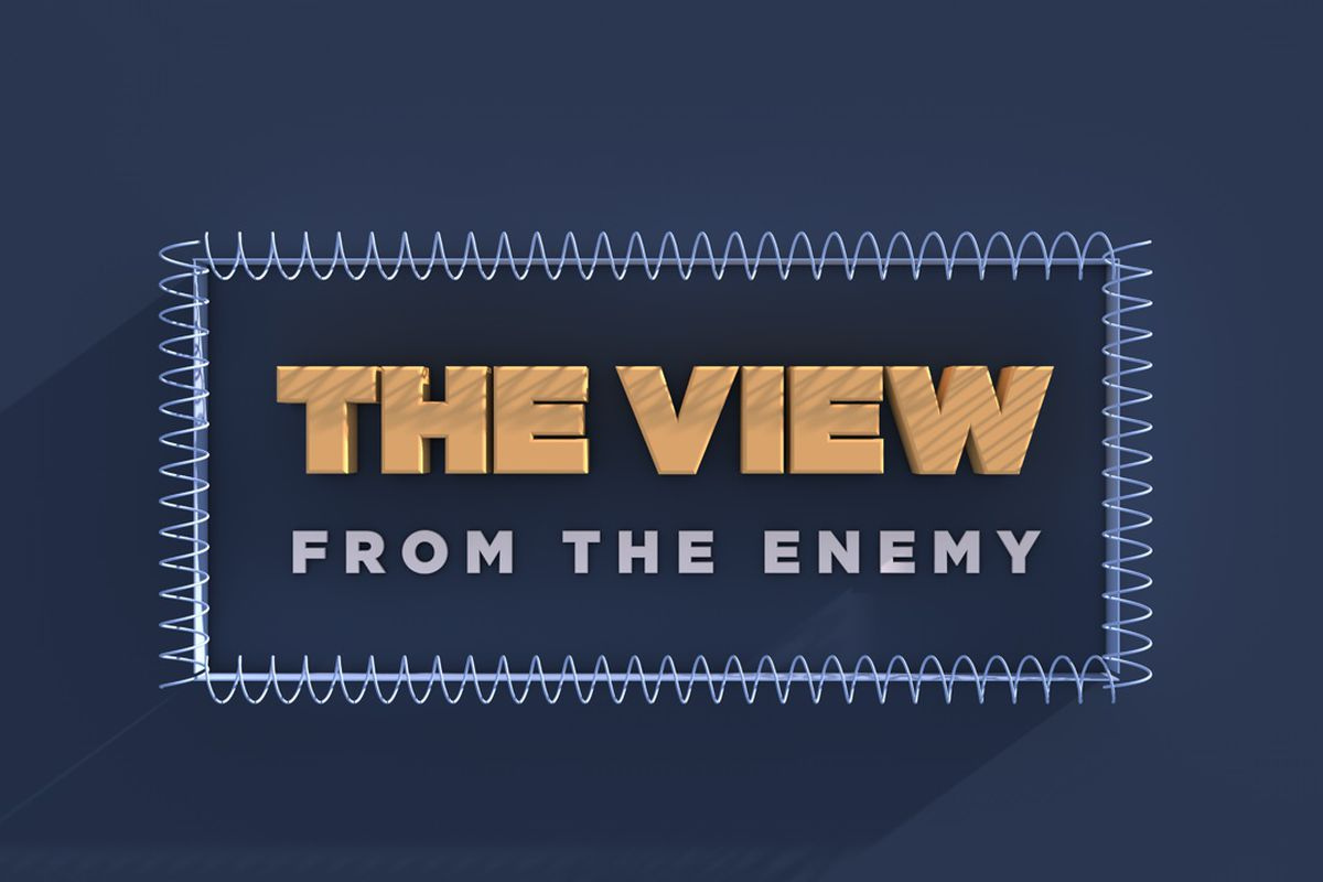 View from the Enemy