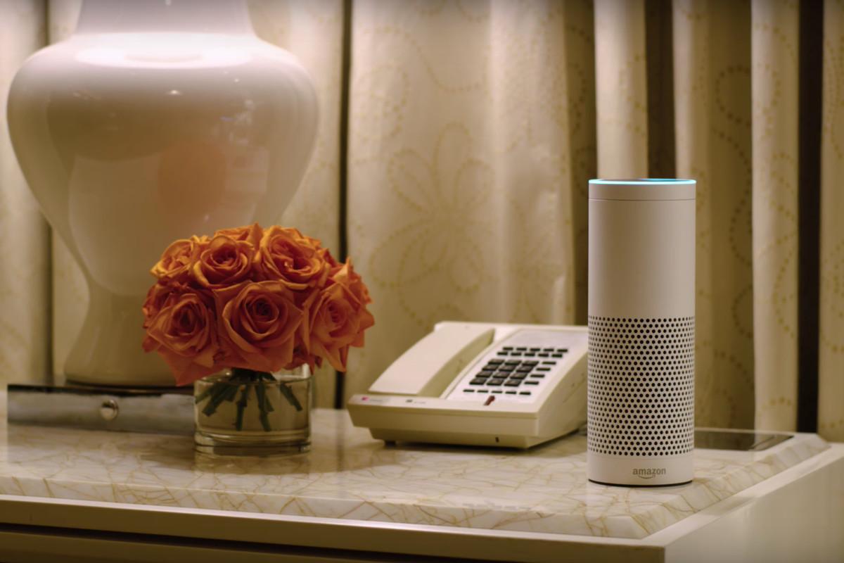 The Wynn Las Vegas Is Putting An Amazon Echo In Every