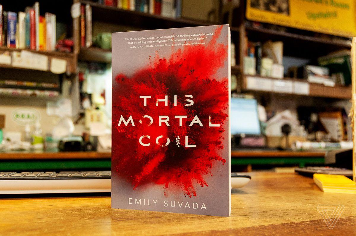 Emily Suvada's gene-hacking trilogy is perfect YA sci-fi