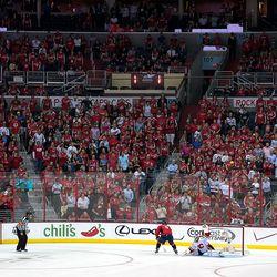Ovechkin Shootout Goal
