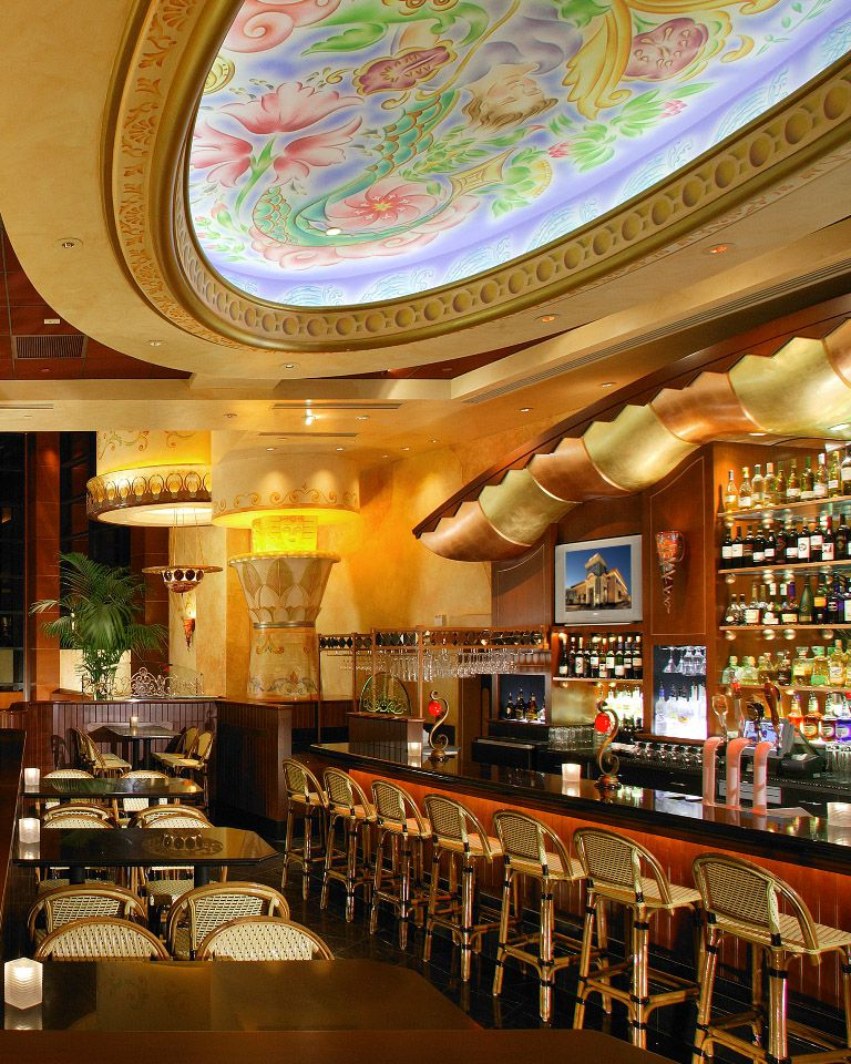 Cheesecake Factory Interiors Are Weird and Wonderful, All ...