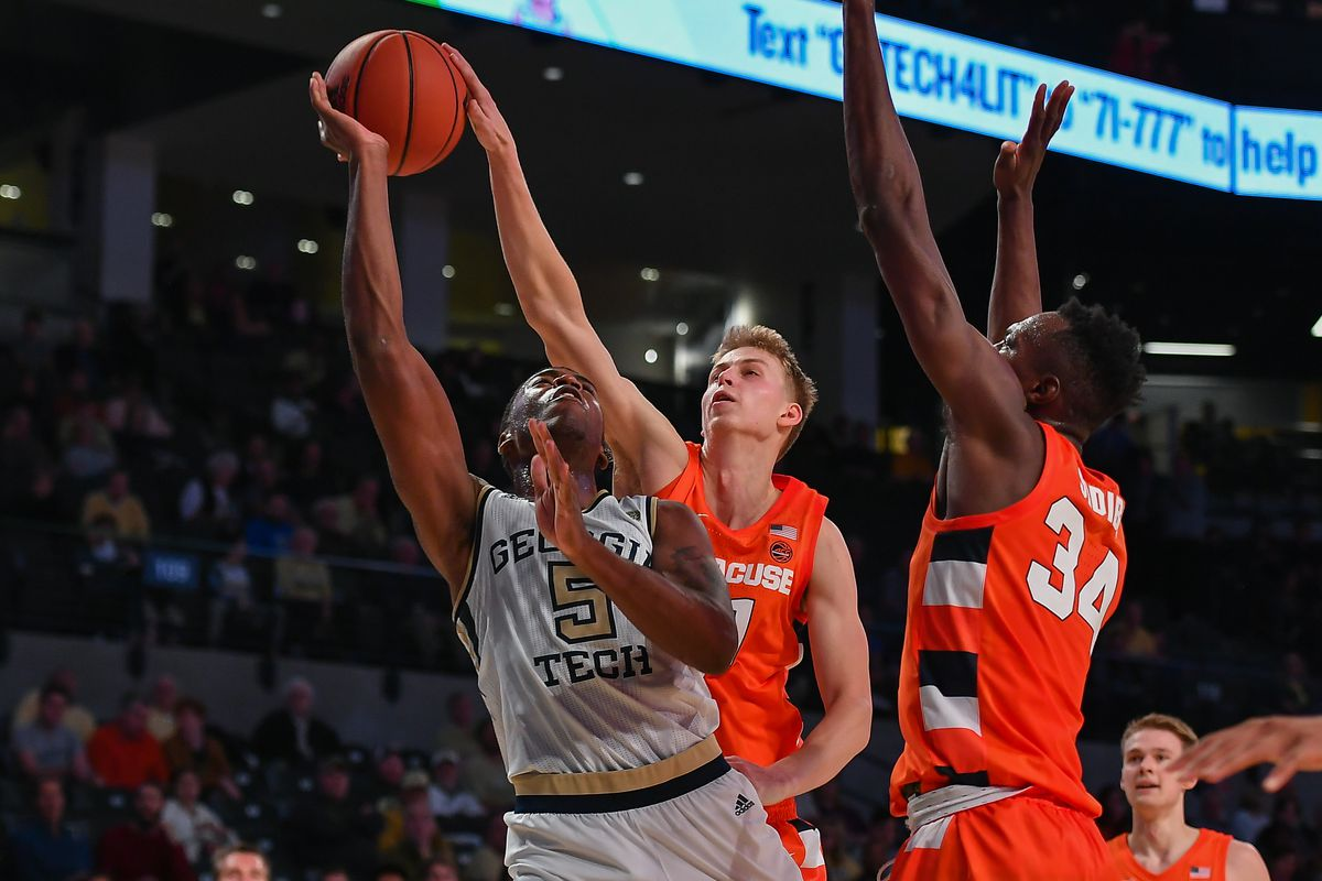 Syracuse Vs Georgetown Tv Streaming Time Odds History
