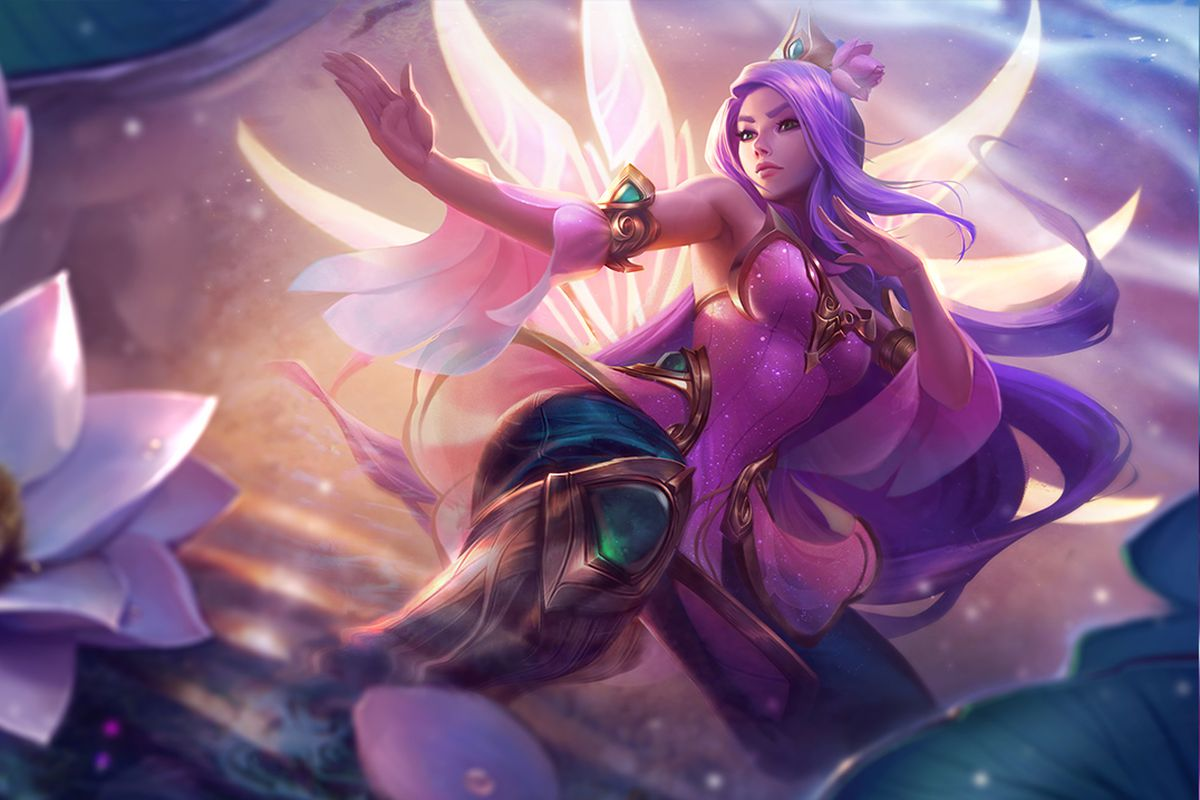 Irelia hotfixed just one day after Patch 8.7 released ...  Irelia hotfixed...