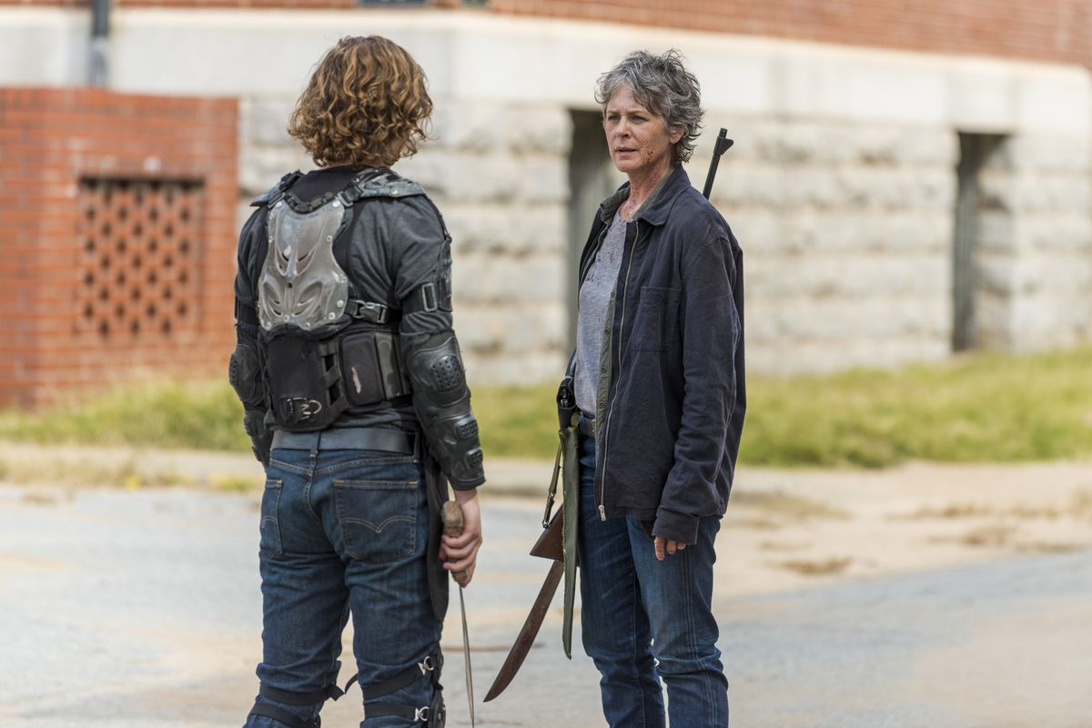 The Walking Dead Redemption Club season 7, episode 13: Bury