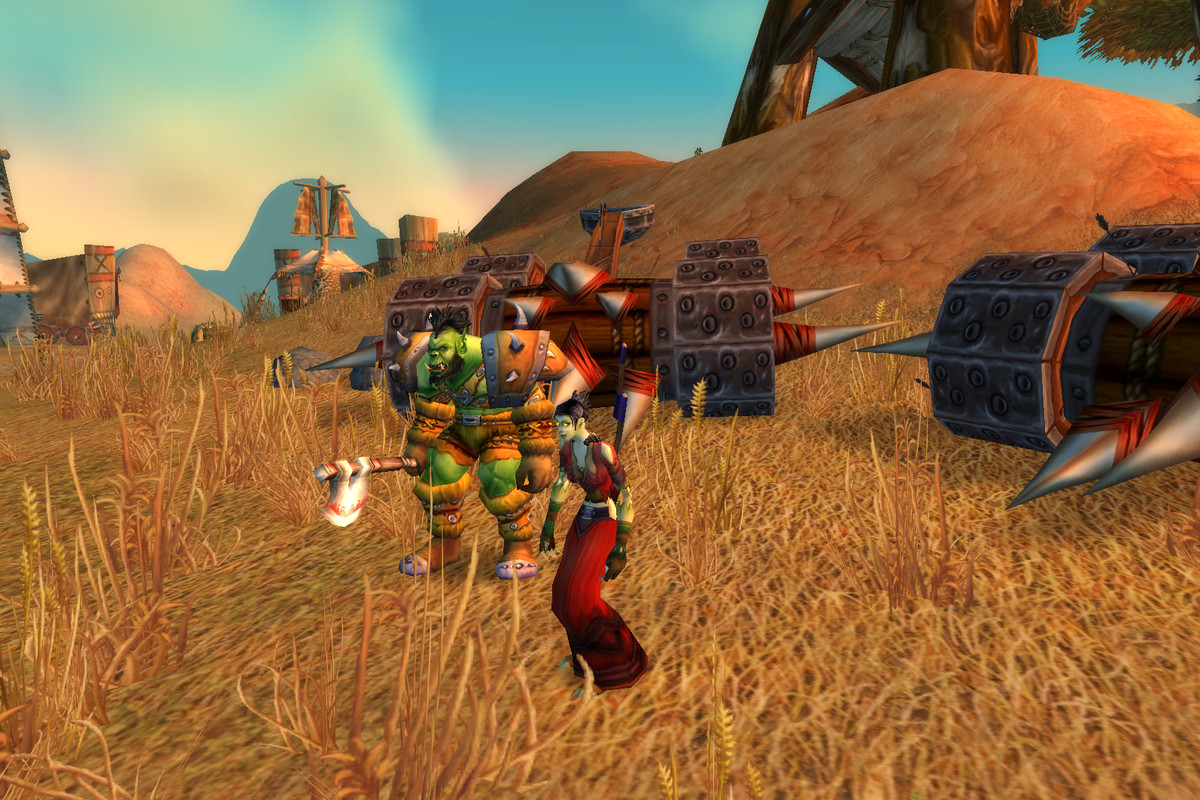 World of Warcraft: Classic will require commitment, patience