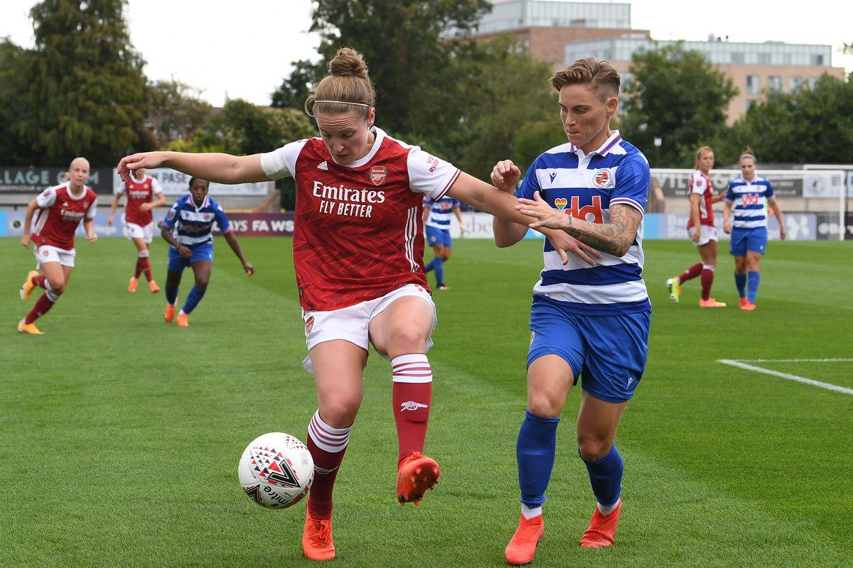 Arsenal Women v Reading Women: Barclays FA WSL
