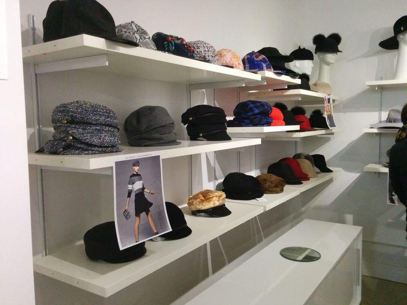Eugenia Kim's Sample Sale: $5 Hats, Holiday Headb - Racked NY