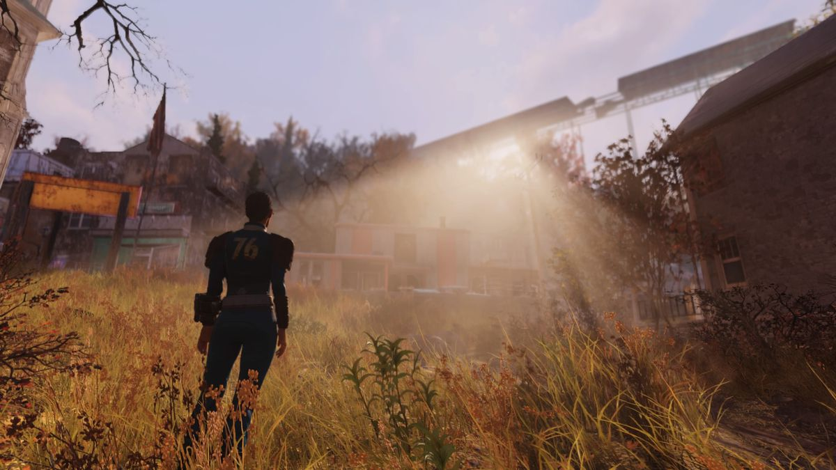 Fallout 76 journal, day 1: welcome to the wasteland - The Verge