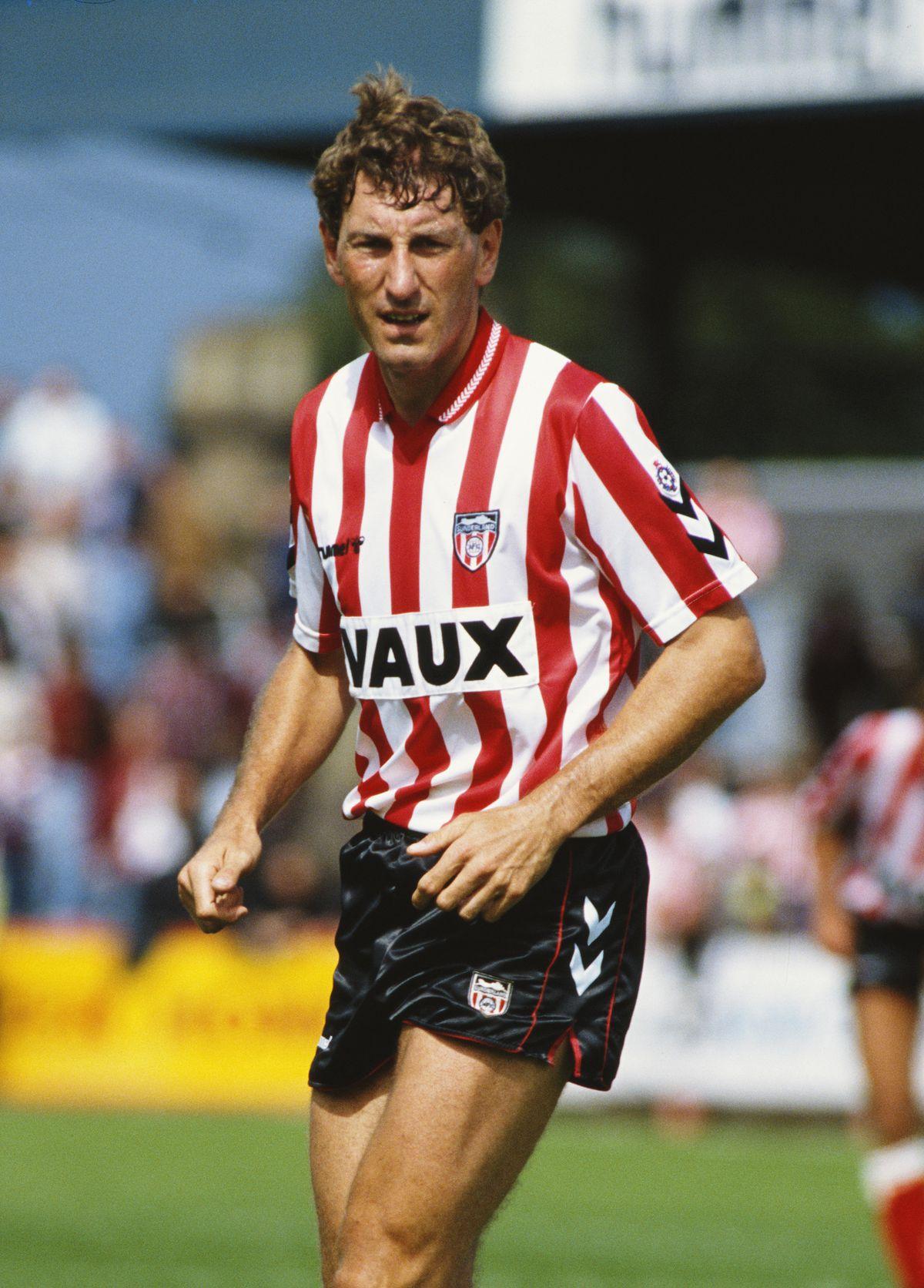 Terry Butcher Sunderland 1992