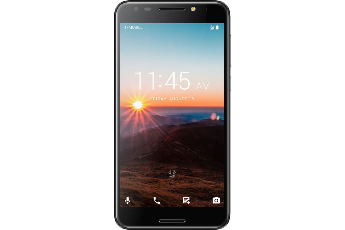The entry-level T-Mobile Revvl launches on August 10th for $125