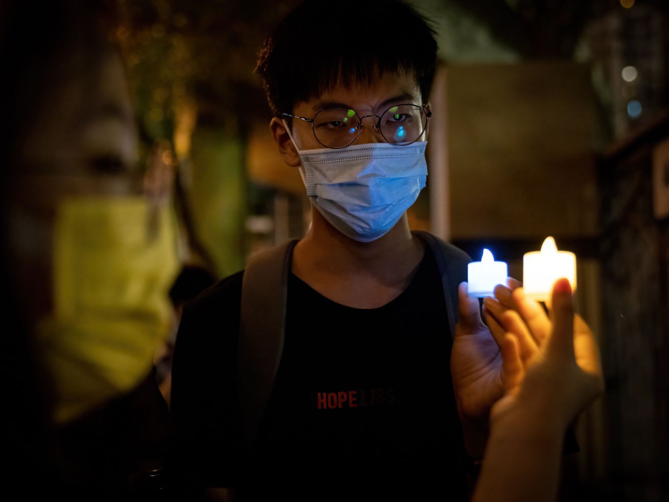 China extends reach in Hong Kong over Tiananmen Square vigil