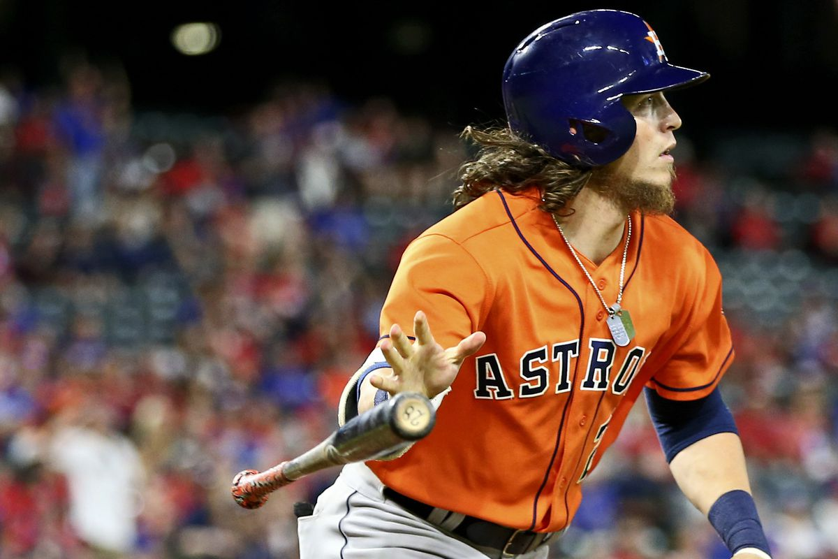 Colby Rasmus could remain in Houston, and he could leave as soon as this offseason via free agency.  Whichever outcome is elected, it will send ripples throughout the Astros' system.