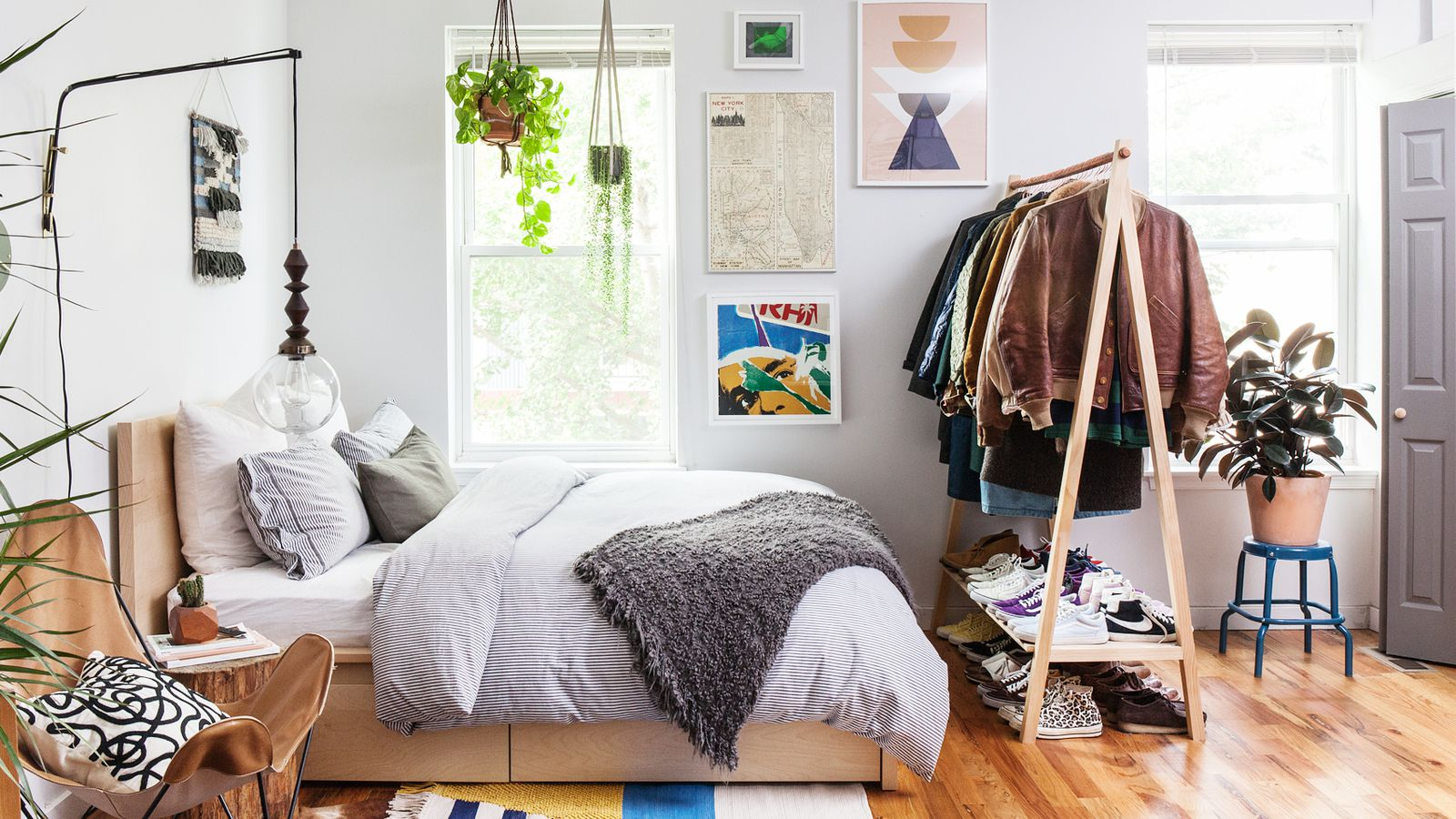 Small space big style in fishtown curbed philly - Small homes big space collection ...