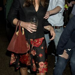 Attending the Sony Ericsson WTA Tour's pre-Wimbledon party on June 22nd, 2006.
