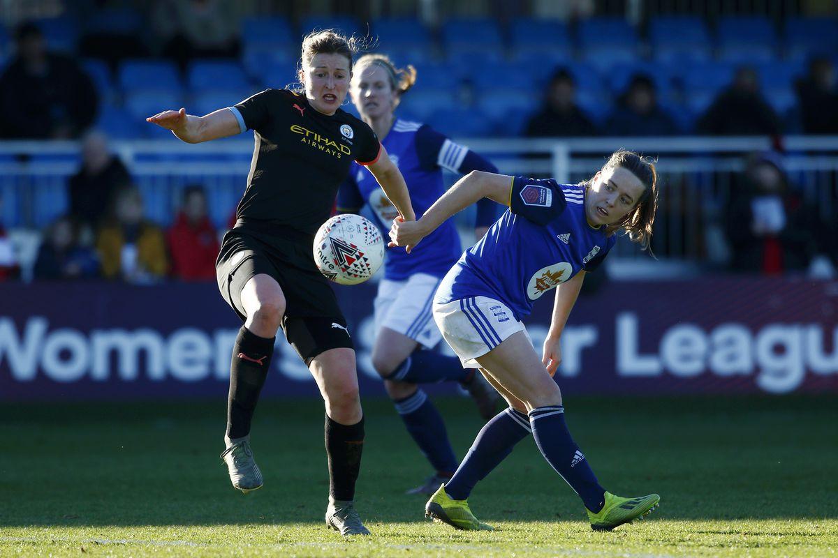 Birmingham City v Manchester City - Barclays FA Women's Super League