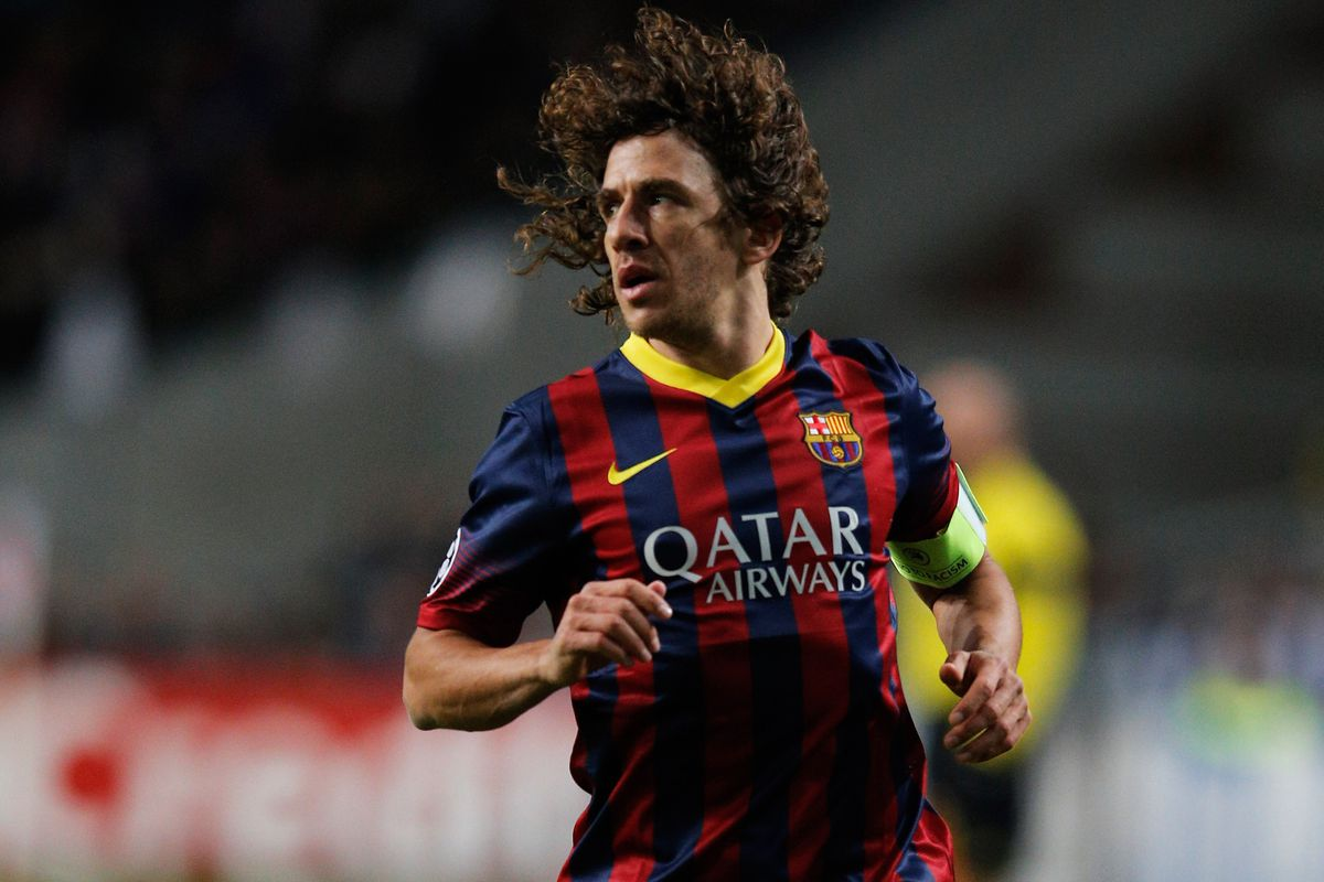 Gracies Capita A tribute to Carles Puyol Barca Blaugranes