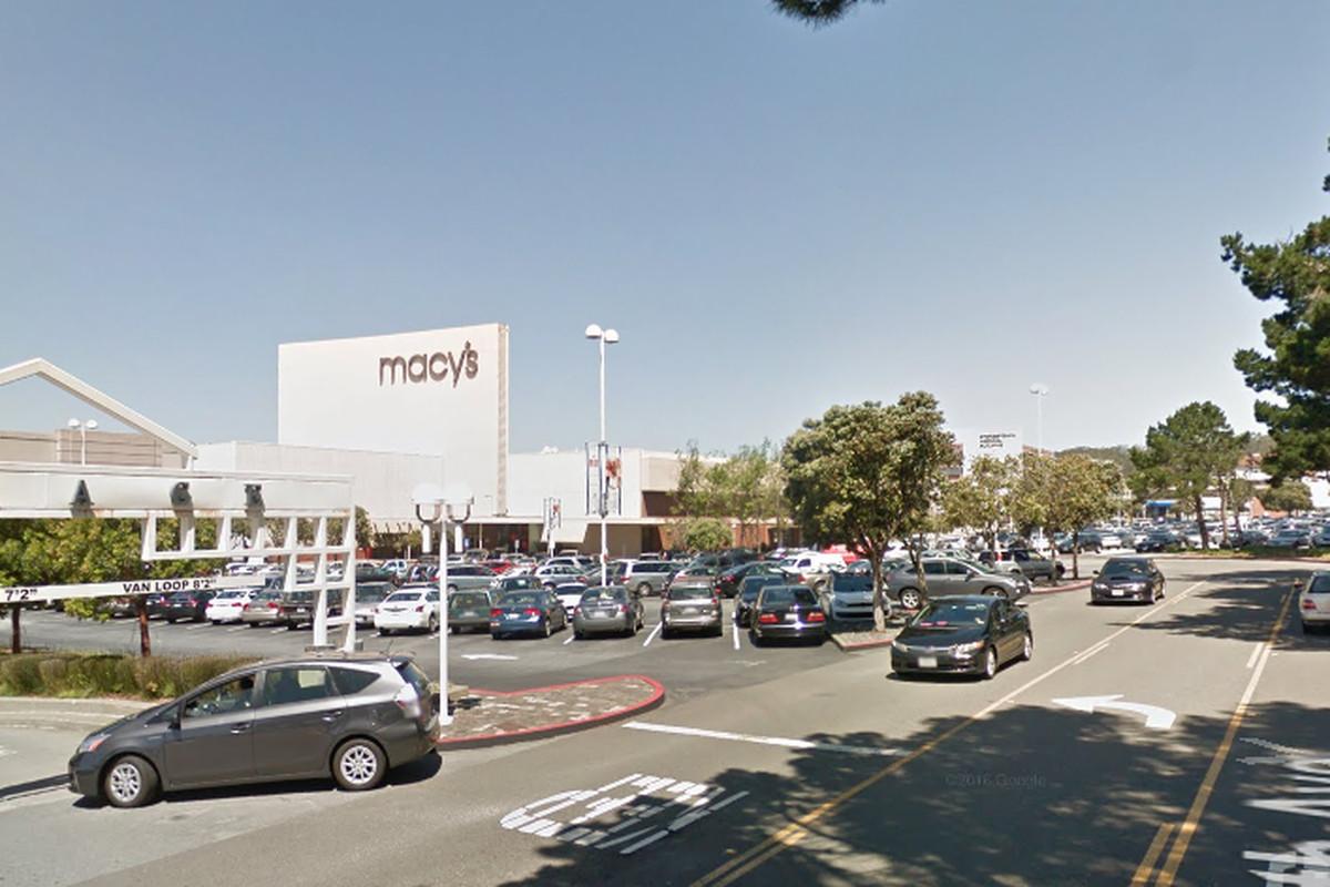 Screen grab of Macy's via Google Street Views