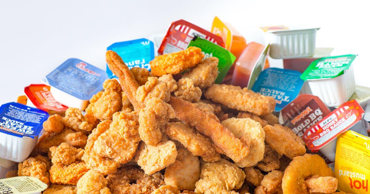 soft warm diet fast food