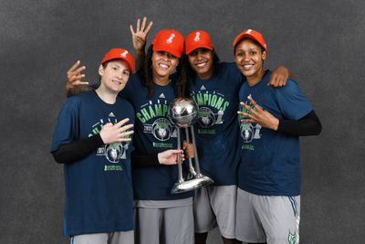 WNBA Finals Game Five - Los Angeles Sparks v Minnesota Lynx