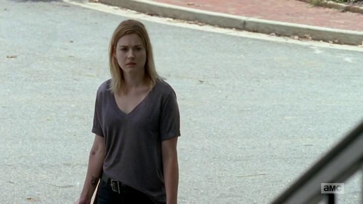 The Walking Dead Alexandria.