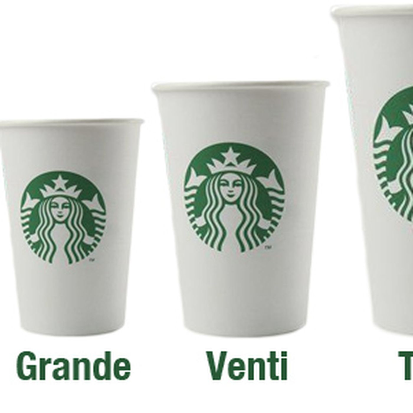 e0ac77a1f65 Starbucks to Launch a 31-Oz Big Gulp of Coffee: The Trenta - Eater