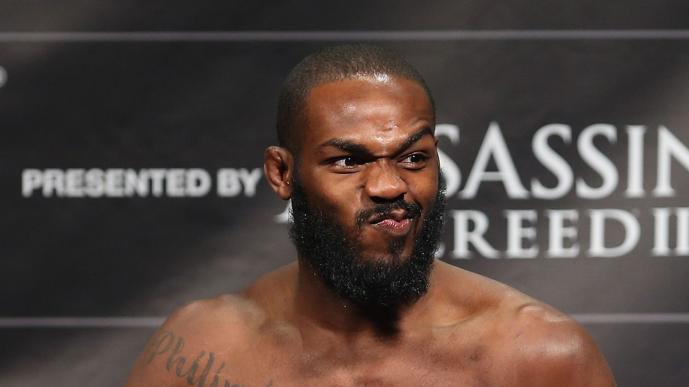 Wealthy Jon Jones shuts down reports of tax delinquency — 'Mind your business, don't count my cheese'