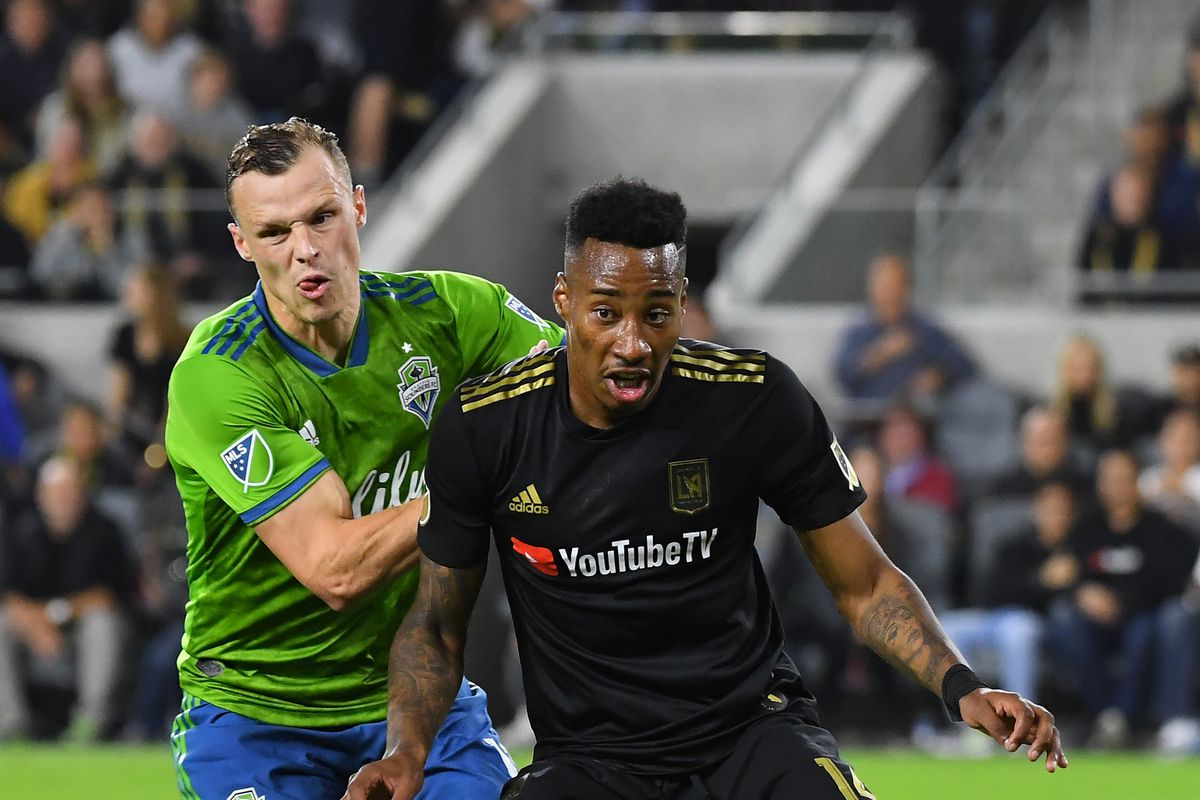 MLS: MLS Cup Conference Finals-Seattle Sounders FC at Los Angeles FC
