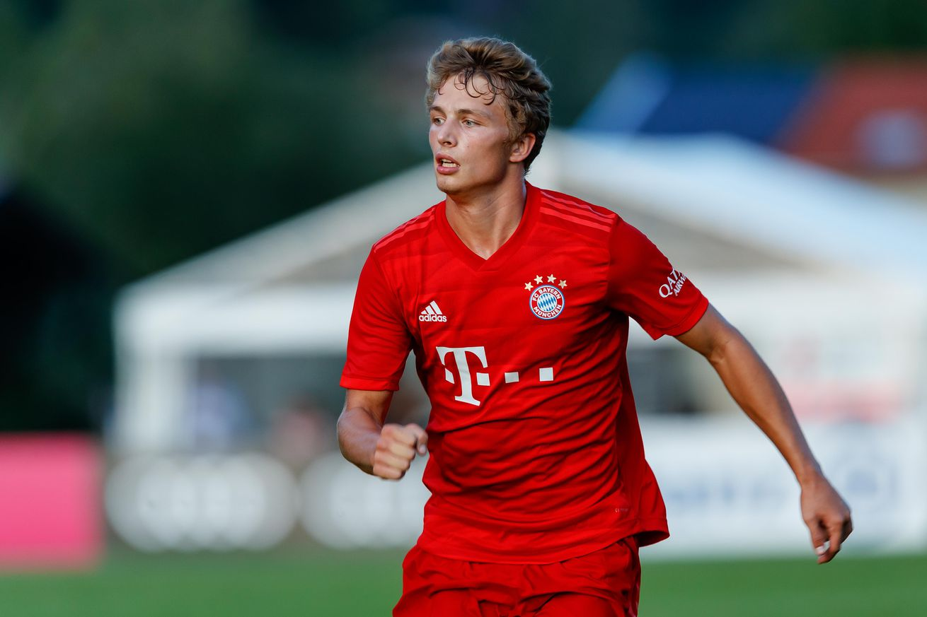Conflicting reports on a potential loan for Bayern Munich?s Fiete Arp