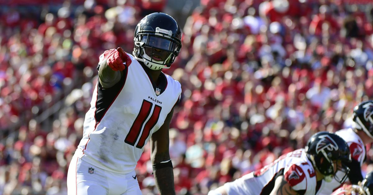 How elite receivers age and what it might mean for Julio Jones
