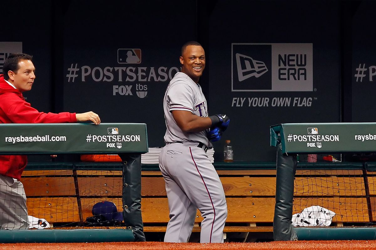 Adrian Beltre has 15 home runs in his last 20 games.