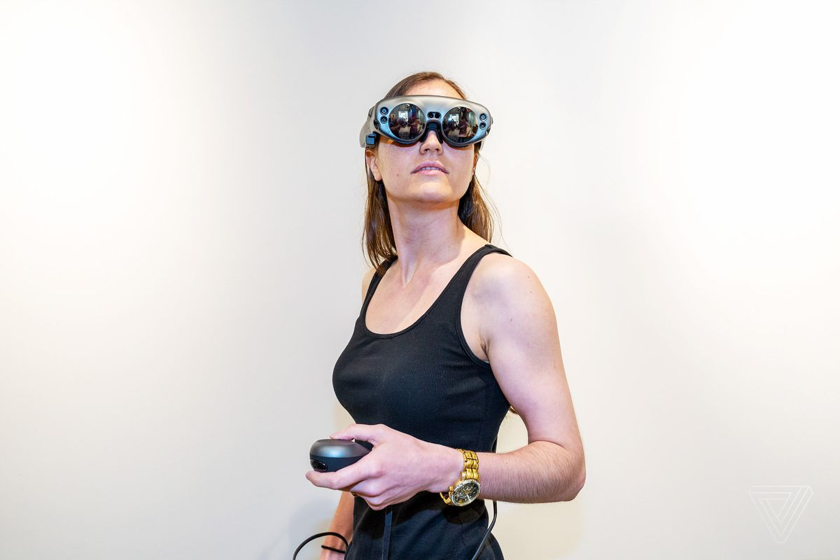 Magic Leap One Creator Edition preview: a flawed glimpse of