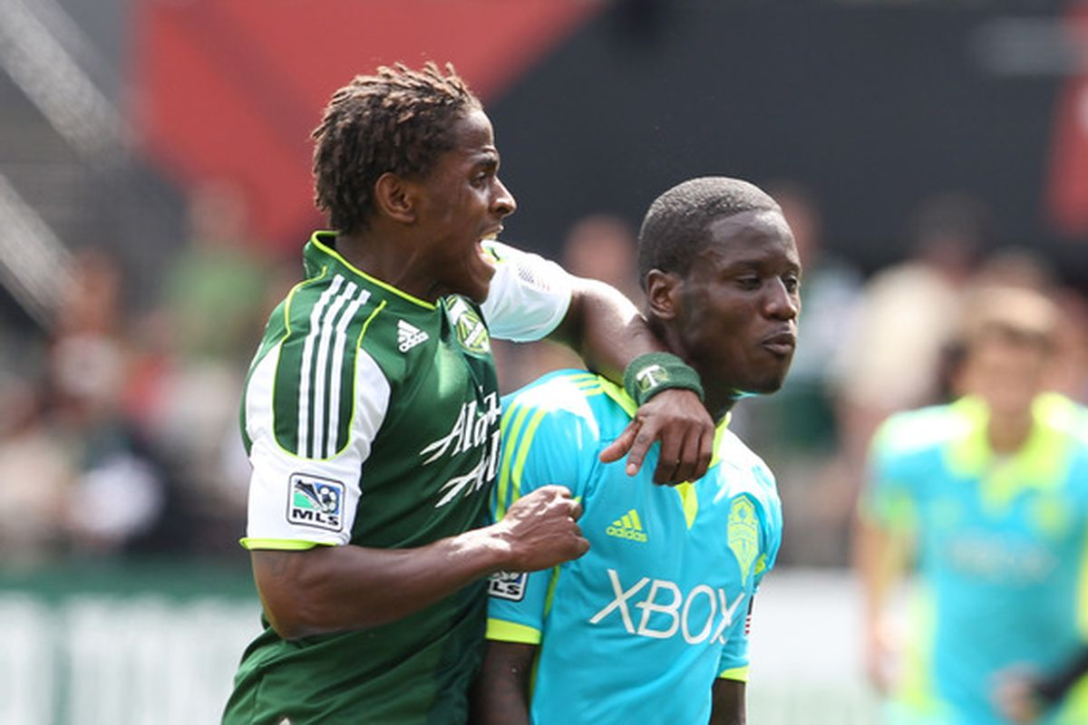 Every team needs a guy who's willing to elbow Eddie Johnson in the throat, right?