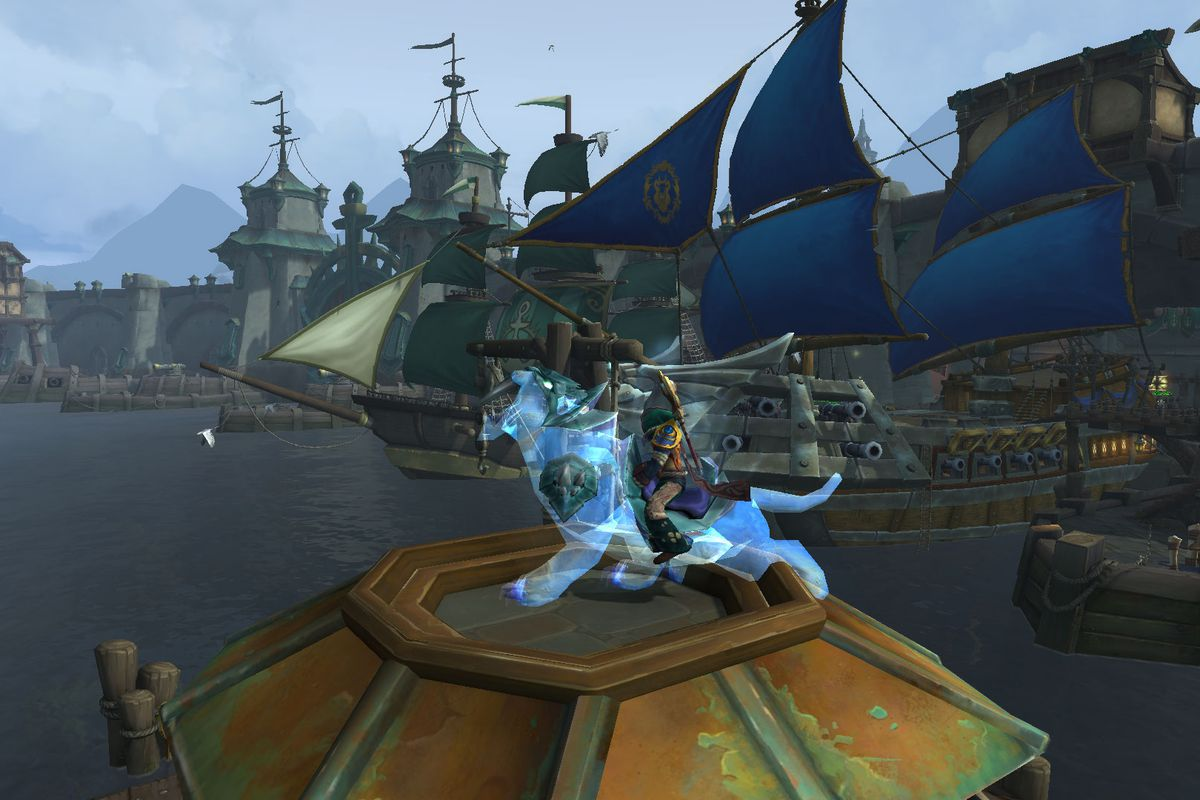 Blizzard accidentally released some World of Warcraft gear too early