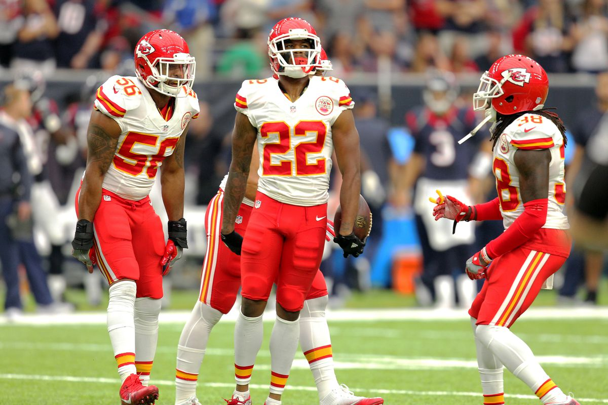 Behind Enemy Lines How Marcus Peters and the Chiefs defense are