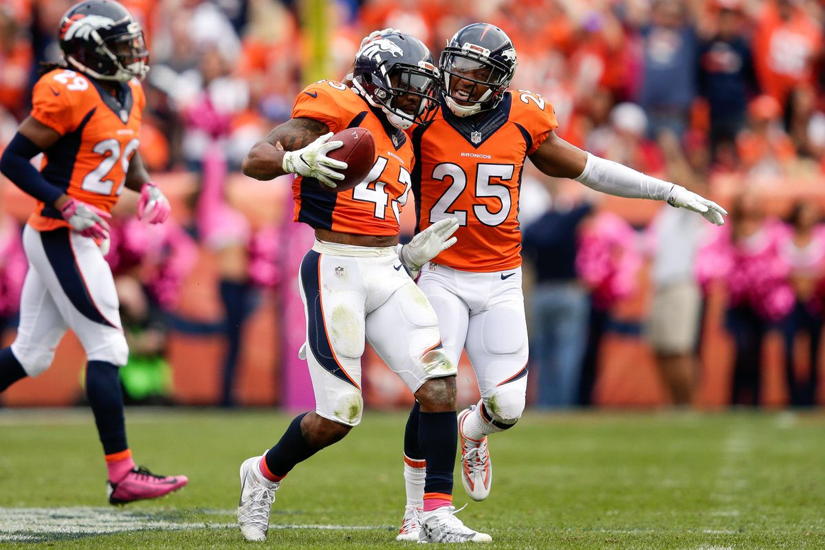Broncos players react to T J Ward being released Mile High Report