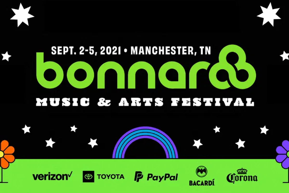 Bonnaroo Festival flyer